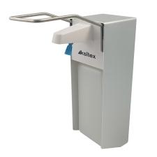 Локтевой дозатор для дезсредств Ksitex DM-1000