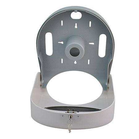 Диспенсер для туалетной бумаги пластиковый Ksitex TH-607W