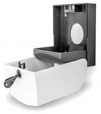 Универсальный диспенсер для туалетной бумаги