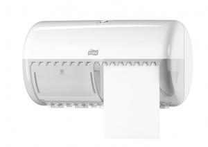 Tork диспенсер для туалетной бумаги в стандартных рулонах Tork диспенсер для туалетной бумаги в стандартных рулонах
