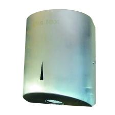 Металлический диспенсер для полотенец с центральной вытяжкой