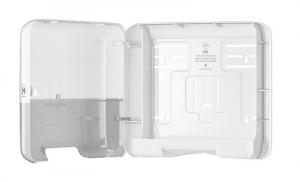 Tork мини-диспенсер для листовых полотенец Singlefold сложения ZZ и C 553100/553108