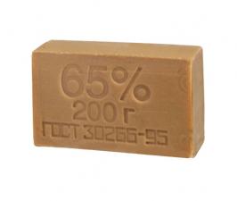Мыло хозяйственное 65% 200гр