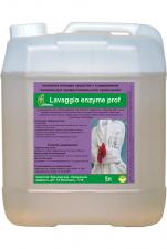 Основное моющее средство с содержанием энзимов