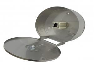 Диспенсер туалетной бумаги металлический