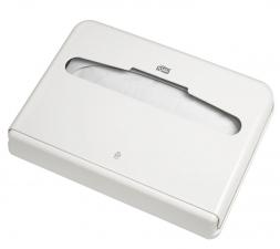 Tork диспенсер для бумажных покрытий на унитаз