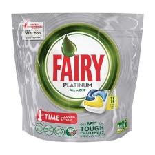 Таблетки (капсулы) для посудомоечных машин Fairy platinum (фейри платинум)